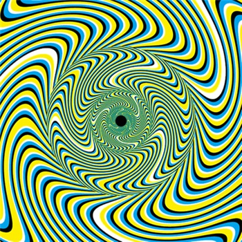 Trippy Optical Illusion