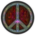 Pulse Energy Peace Symbol