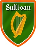 Sullivan Family Irish Crest