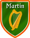 Martin Family Irish Crest