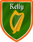 Kelly Family Eire Crest