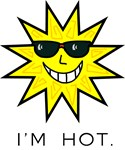 I'm hot.