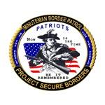 Imm Minuteman Border Patrol