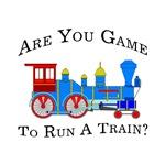 Game To Run A Train