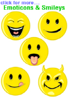 Emoticon & Smiley