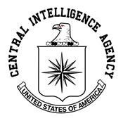 CIA Crest (b/w)