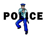 Police Action Logo T-Shirts & Gifts!