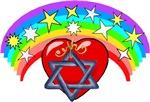 Jewish Love Valentines Apparel & Gifts!