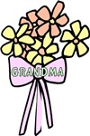 Grandma's Flower Bouquet Gift Ideas!