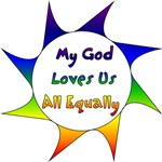 My God Loves Us All Equally
