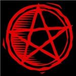 Red Pentagram