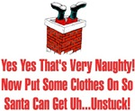 Santa Humor