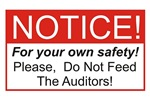 Notice / Auditors