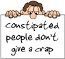 Constipated People