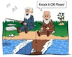 Fishing With Moses