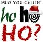Who U Callin'