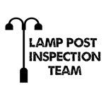 Lamp Post Inspection Team