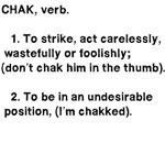 ISW - Chak