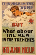 Vintage WWI Art