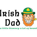 Irish Dad T-Shirt & Gifts