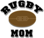 Rugby Mom T-Shirts Gifts