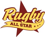 Rugby All Star T-Shirts Gifts