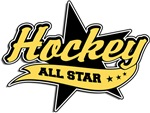 Hockey All Star T-Shirts Gifts
