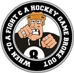 Funny Hockey Player T-Shirts Gifts
