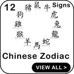 Chinese Zodiac T-Shirts - Chinese Zodiac T-Shirt