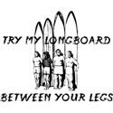 Longboard T-Shirt & Gifts