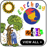 Earth Day T-Shirts for Kids Earth Day T Shirts