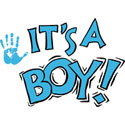 It's A Boy T-Shirt Gift