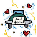 Just Hitched T-Shirt
