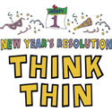 New Year's Resolution T-Shirt Gift
