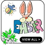 Easter T-Shirts Gifts Bunny T-Shirt Designs & More