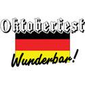 Oktoberfest Wunderbar T-Shirt & Gifts