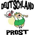 Prost Deutschland T-Shirt