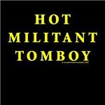 HOT MILITANT TOMBOY