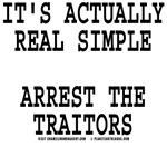 Arrest The Traitors