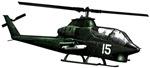 AH-1G HueyCobra