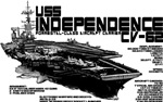 USS Independence CV-62 #4