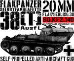 Flakpanzer 38(t)