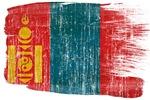 Mongolia Flag