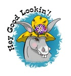 Donkey-Hey Good Lookin'!