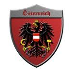 Austria Metallic Shield