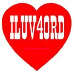 ILUV4ORD