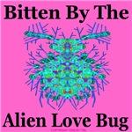 Bitten By The Alien Love Bug
