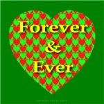 Forever & Ever Heart of Hearts Xmas Sytle