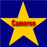 Cameron Star Monogram