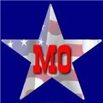 MO Patriotic State Star